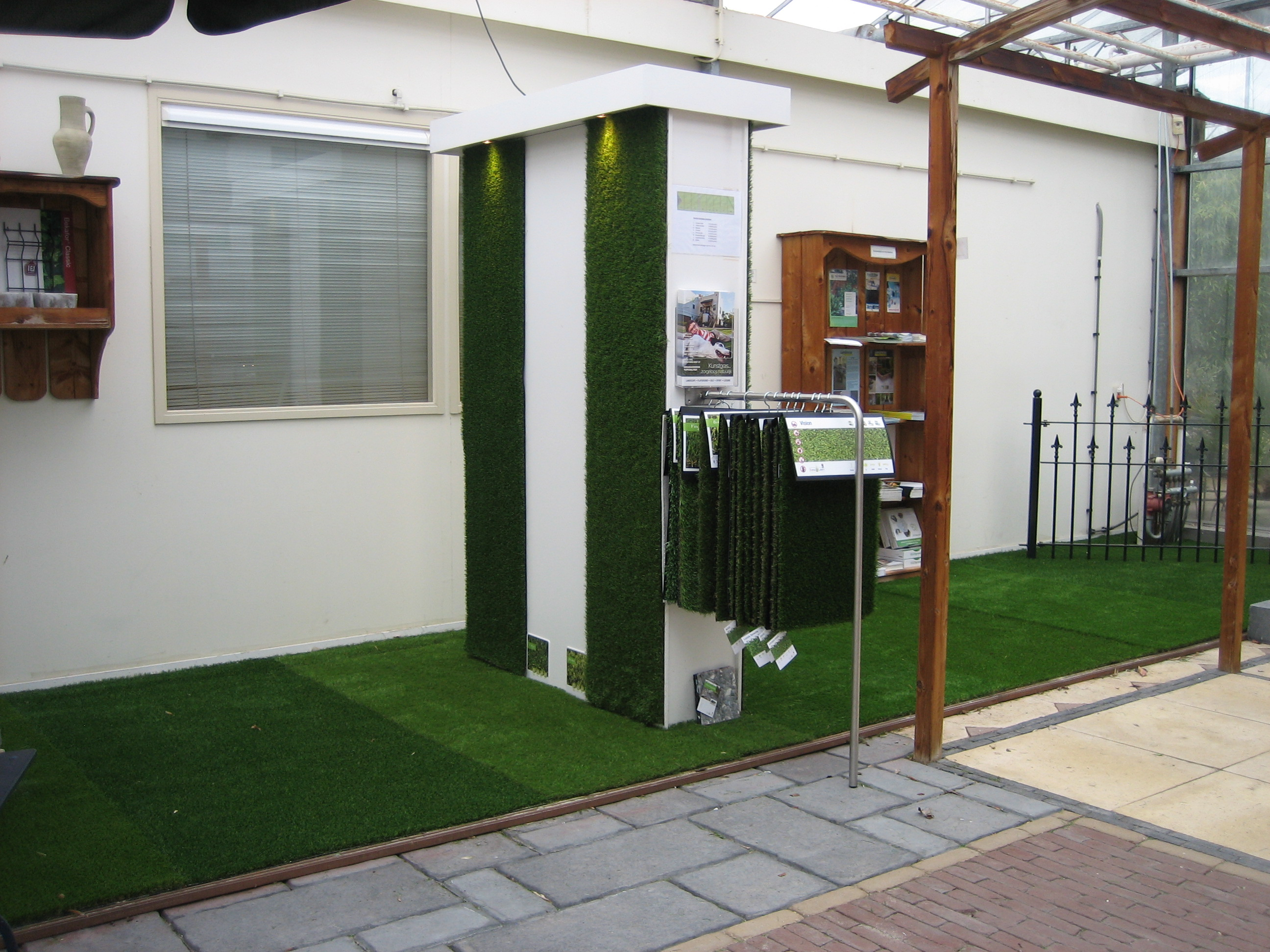Nieuw per 1 april! Dealer Easylawn kunstgras